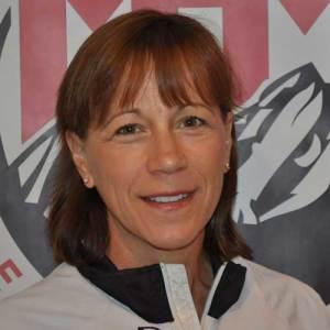 Coach Kathy Alfino