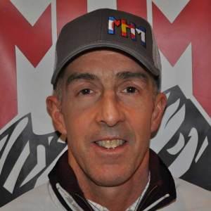 Coach Neal Mclaughlin